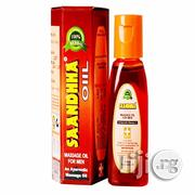 India Saandhha Massage Oil For Men's Penis Enhancement | Sexual Wellness for sale in Oyo State, Egbeda