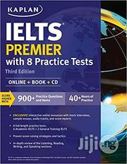 Kaplan IELTS Premier Third Edition With Audio CD | Books & Games for sale in Lagos State, Ikeja