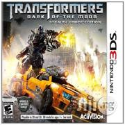 New Transformers: Dark Of The Moon - Nintendo 3DS (NTSC) | Video Games for sale in Lagos State
