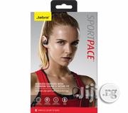 Jabra Sport Pace Wireless Bluetooth Earbuds | Headphones for sale in Rivers State, Port-Harcourt