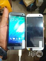 Uk Used Htc One M8 Mini Silver 16gb | Mobile Phones for sale in Lagos State, Ikeja