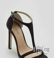 Fiore Black Heel Sandal (Size 42) | Shoes for sale in Lagos State, Victoria Island