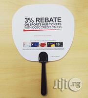 Hand Fans-perfect New Advertizing Tool | Computer & IT Services for sale in Lagos State, Ikeja