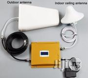 Home/Office GSM Signal Repeater System With Outdoor Antenna | Accessories & Supplies for Electronics for sale in Lagos State, Lagos Island