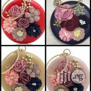 Flower Round Porse | Bags for sale in Lagos State, Lagos Island