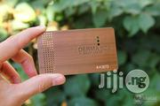 Premium Copper Finish Metal Business Card | Stationery for sale in Lagos State, Ikeja