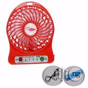 USB Portable Rechargeable Fan   Home Appliances for sale in Lagos State, Ikeja