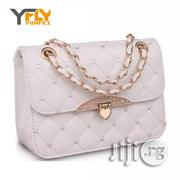 Women's Quilted Crosbody Chain Strap Bag | Bags for sale in Lagos State, Surulere