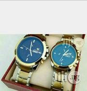 His/Hers Emporio Armani Watch Two-Toned | Watches for sale in Lagos State