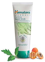 Himalaya Purifying Neem Scrub For Pimple And Blemish Free Skin | Skin Care for sale in Lagos State, Lekki Phase 2