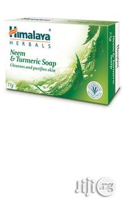 Himalaya Neem And Turmeric Soap For Enhancing Complexion, Blemishes | Bath & Body for sale in Lagos State, Lekki Phase 2