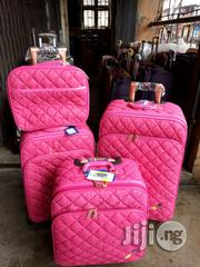 Pink 4set Ladies Luggage | Bags for sale in Lagos State
