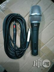 Shure Mic With Microphone Cable | Audio & Music Equipment for sale in Lagos State, Yaba
